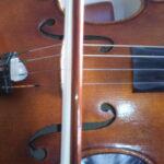 Ejemplo de clase de violín